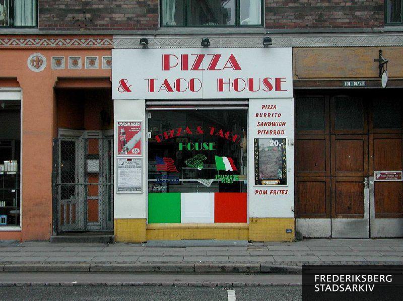 pizza gammel kongevej