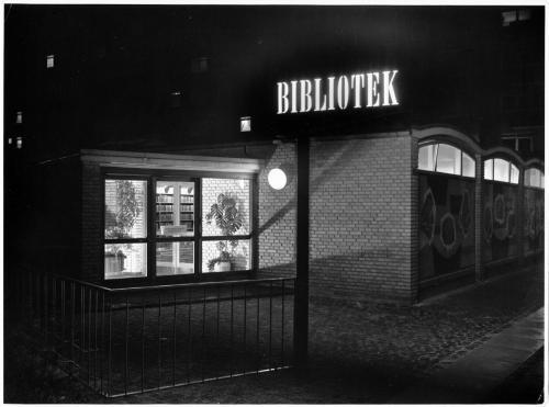 Søgning På Frederiksberg Bibliotek Filial Iii Kbhbillederdk