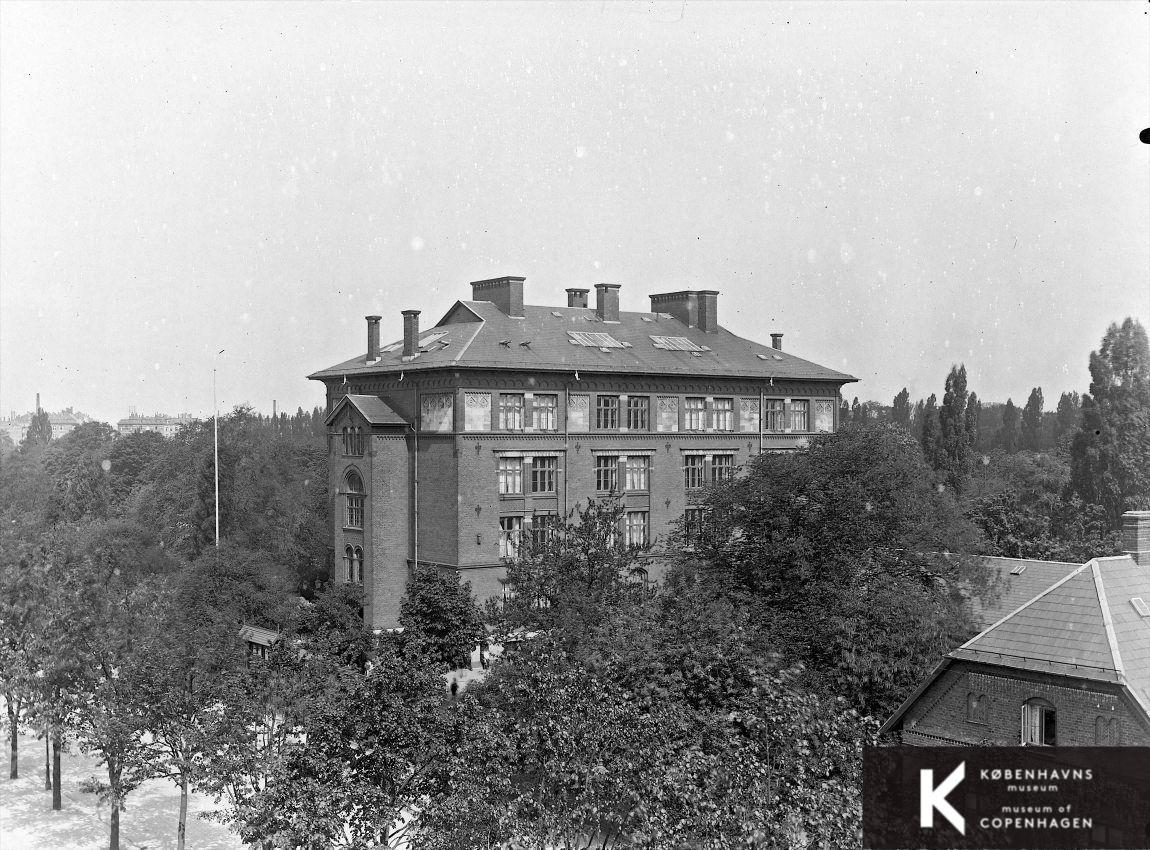 tandlæge blågårds skole