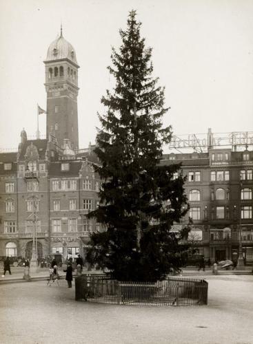 juletræ frederiksberg rådhus
